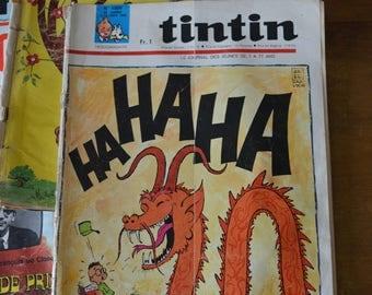 Tintin weekly