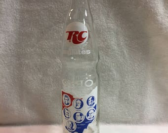 Royal Crown Cola Bottle - Ohio Presidents (#038)