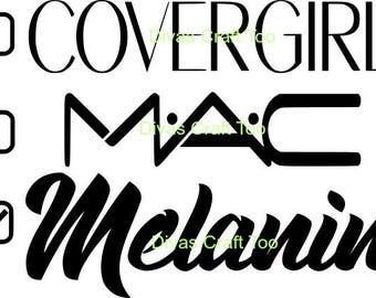 Covergirl Mac Melanin SVG