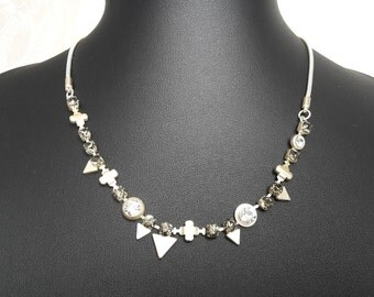 Crystal Costume Jewellery Necklace