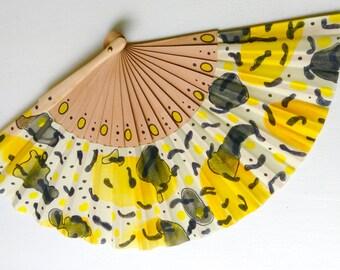 Unique hand fan design 9