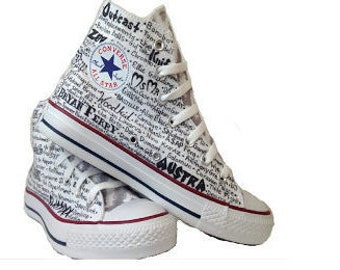 Coachella Line up CONVERSE one of a KIND