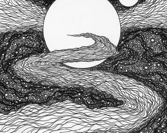 """Lucas Allen Cook """"Space Dust"""""""