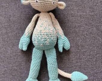 Crochet Monster (Cuddle)