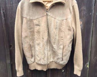 SALE unique Large Men's Vintage Jacket 70's/80's