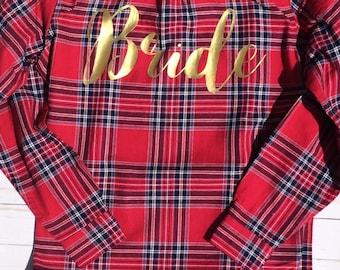 Bridal Party Flannels, Bachelorette Party Flannel Shirts, Bridal Party Flannel Shirts,Bachelorette Party Flannel,Bachelorette Flannel Shirts