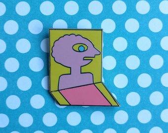 "PRE-ORDER: Adventure Time Prismo 1"" Enamel Pin"