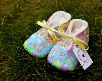 Easter Baby shoes - Several Sizes