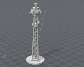 Broadcast Tower - Variation B