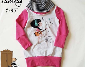 Long Hoodie for girls