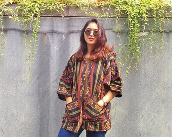 Limited All-sized Jepara Handwoven Outwear