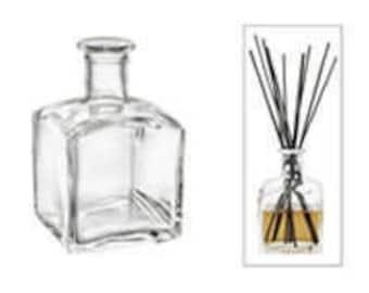 Glass Diffuser & Oil Blend