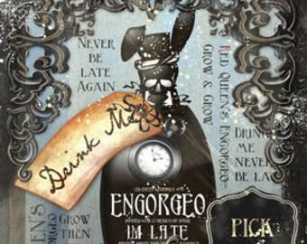 Alice in Wonderland- Alucid Hierlooms Engorgeo