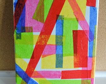 COLOR BLOCK (wall decor)