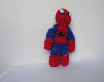 Crochet  Spider Man