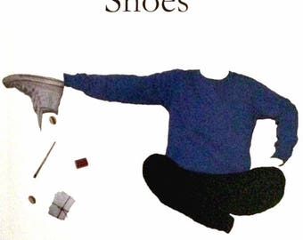 Poetry Book: Me & My Untied Shoes, by B.A. McRae