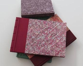Japanese binding notebook