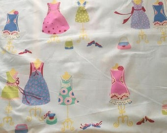 Pretty clothes and dress guard fabric coupon