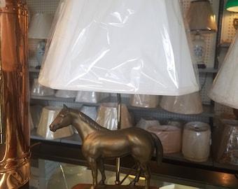 Custom Lamp from American Quarter Horse Association Trophy