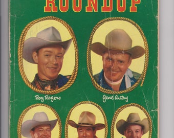 Western Roundup Comic Book - Issue #2