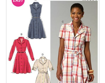 M6891 Mc Call's dress sewing pattern