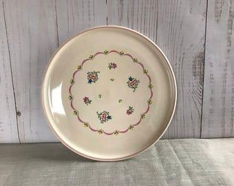 Pretty cake plate / platter