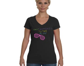 What Happened To The PLUR? T-shirt