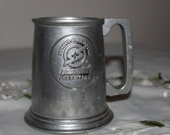 Stein, Armetale, Wilton, Southern States Commemorative, 50 Years 1923-1973, Collector's Stein, Memorabilia, Gift for Dad, Brother, Boyfriend