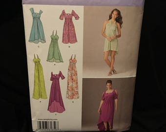 Simplicity Sewing Pattern 1659 BB