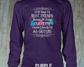 Best friend shirt | best friend | christian t shirt | friend shirt | best friends shirt | S-3XL t-shirt | best friend birthday | bestie gift