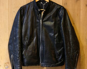 Vintage American Cafe Racer Jacket Medium