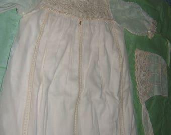 Heirloom Christening Robe