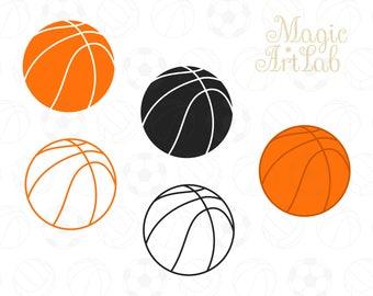 Basketball svg, Basketball svg file, svg basketball, Basketball design, Basketball clipart, Basketball cut file, Basketball svg for cricut