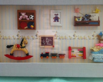 The Playroom 3D Picture