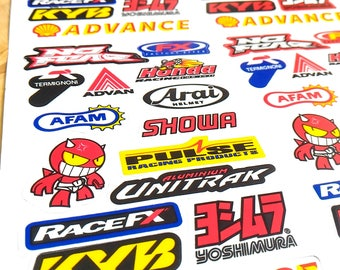 Rc Boat Etsy - Vinyl stickers for rc boats