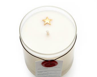 SELENE ENDYMION CANDLE - Star Charm Candle