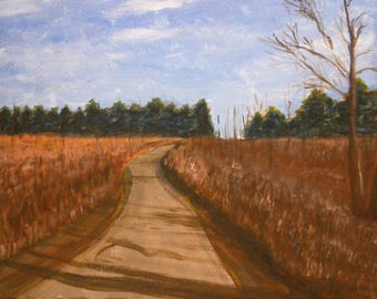 Walk in the Park / Painting