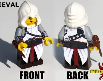 Custom Minifigure: Assassins