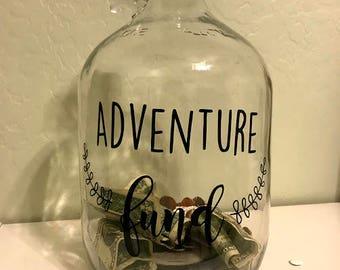 Adventure Fund Jug