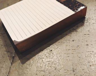 Delta Gamma NotePad
