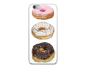 Donuts & Sprinkles Phone Case, iPhone Case, Food Phone Case, Dessert Phone Case, Photography Phone Case, Made to Order