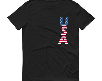 USA - Short-Sleeve T-Shirt