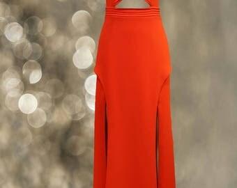 Red Women Dress