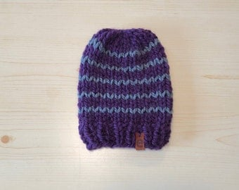 striped knit hat (childrens)