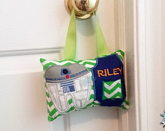 Robot Tooth Fairy Pillow, Space, Money Holder, Teeth, Dentist, Tooth Holder, Tooth Fairy, Dental, Kids, Pouch