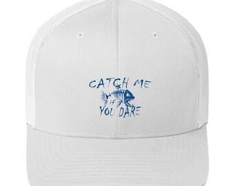 Fishing Trucker Style Cap