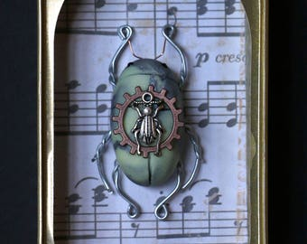 Musical Double Glow Bug