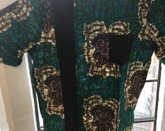 African Handmade Shirt
