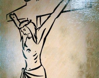 Crucifiction of Jesus