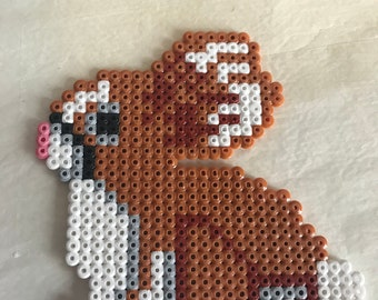 Hama bead rabbit